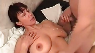 Crazy Amateur record with Couple, Young/Old scenes